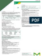 Determinación de fosfatos