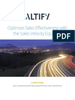 Altify_WP_Optimize Sales Effectiveness With SVE_Mar 17