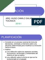 Clases Planeamiento 09-2019-i