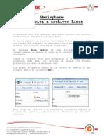 Hemisphere Rinex Desktop Converter