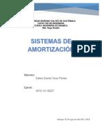 Sistemas de Amortización Canche