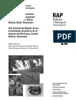 Introduction to the Caura River Basin, Bolívar State, Venezuela