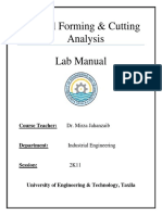 MFCA Manual