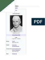 Life of Nehru