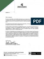 Carta SIC - Renovacion