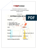 Extraccion Del Adn