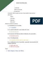 Cantos Para El Rosario con Fátima (2019)