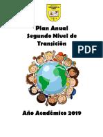 Plan Anual 2019 Segundo Nivel de Transicion (1)