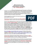 Folio Assignment 1 Instructions