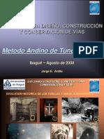 Metodo Andino de Tuneles