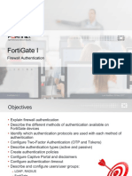 FGT1 04 Firewall Authentication