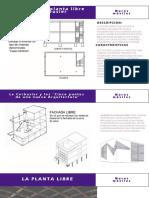 Le Corbusier y Los Cinco Puntos de La Arquitectura