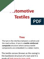 Automotive Textiles