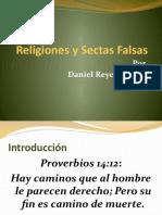 Religiones y Sectas Falsas.ppsx