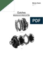 Meritor Clutch Maintenance Manual