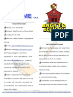 back to school handout - in original format