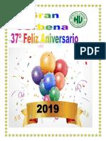 Hu Verbena 2019