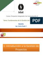 1. Fundamentos de La Gestion de Proyectos de TI
