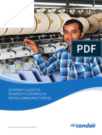 10 Point Guide to Humidity Control in Textile Manufacturing en Rt