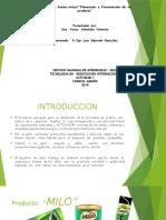 Sesion Virtual Planeacion y Presentacion de Mi Producto