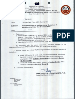 Salient Provisions of the Operational Guidelines of AO 35 Series of 2012 Dtd June 10, 2013