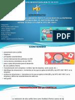 Presentacion de Auditoria y Control Interno 10 Semestre Cartilla 2 Parte Raul
