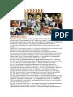 Paulo Freire Resumido