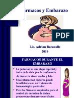 1.Farmacos- Embarazo