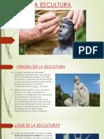 LA-ESCULTURA-1.pptx