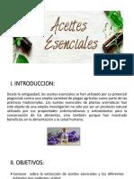 Aceites Esenciales Tecno III