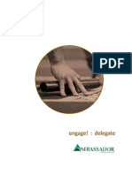 Vol. 6 Delegate-Engage, By Christopher Mann, Et Al