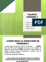 Exposiocion Talento Humano 1(Motivacion)