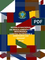 Modelo Nacional de Regulamento de Seguranca Contra Incendio e Emergencias 1 (1)
