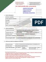 Formulario Movilidad Estudiantil Estancias Cortas 2019 2 1