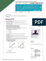 Couple,Conditions for Equilibrium.pdf