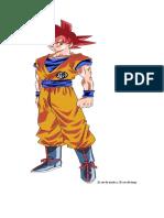 Imagen de Goku Original