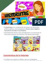 Las Historietas o Cómic