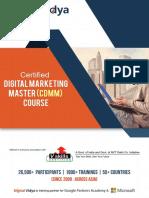 Digital Marketing Course from Digital Vidya - Course .pdf