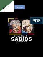 MISION DE SABIOS