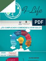 F-Life Presentación de Control de Gestión