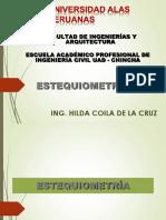 SEMANA 3 ESTEQUIOMETRÍA SOLUCIONES.ppt