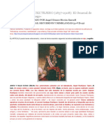 ANGEL RODRÍGUEZ TEJERO (1837-1908) El General de Los Pinceles y Su Saga