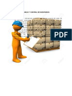 Manejo y Control de Inventarios