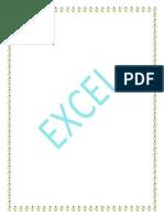 Contenido de Excel