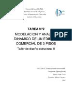 Taller II Alvaro Vidal Ignacio Flores Trabajo 2