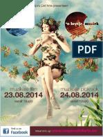 Programmaboekje Beetje Film en Muziek 2014 (3)