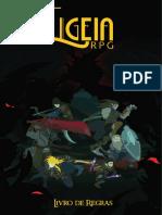 Ligeia RPG - Livro de Regras (Leve)