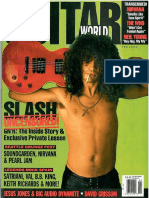1992-02-00 - Guitar World - Smoking Gun