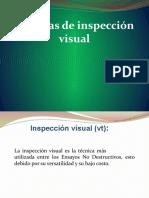 Tipos de Inspeccion Visual