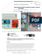 Arduino Based ECG & Heartbeat Monitoring Healthcare System_ 8 Steps